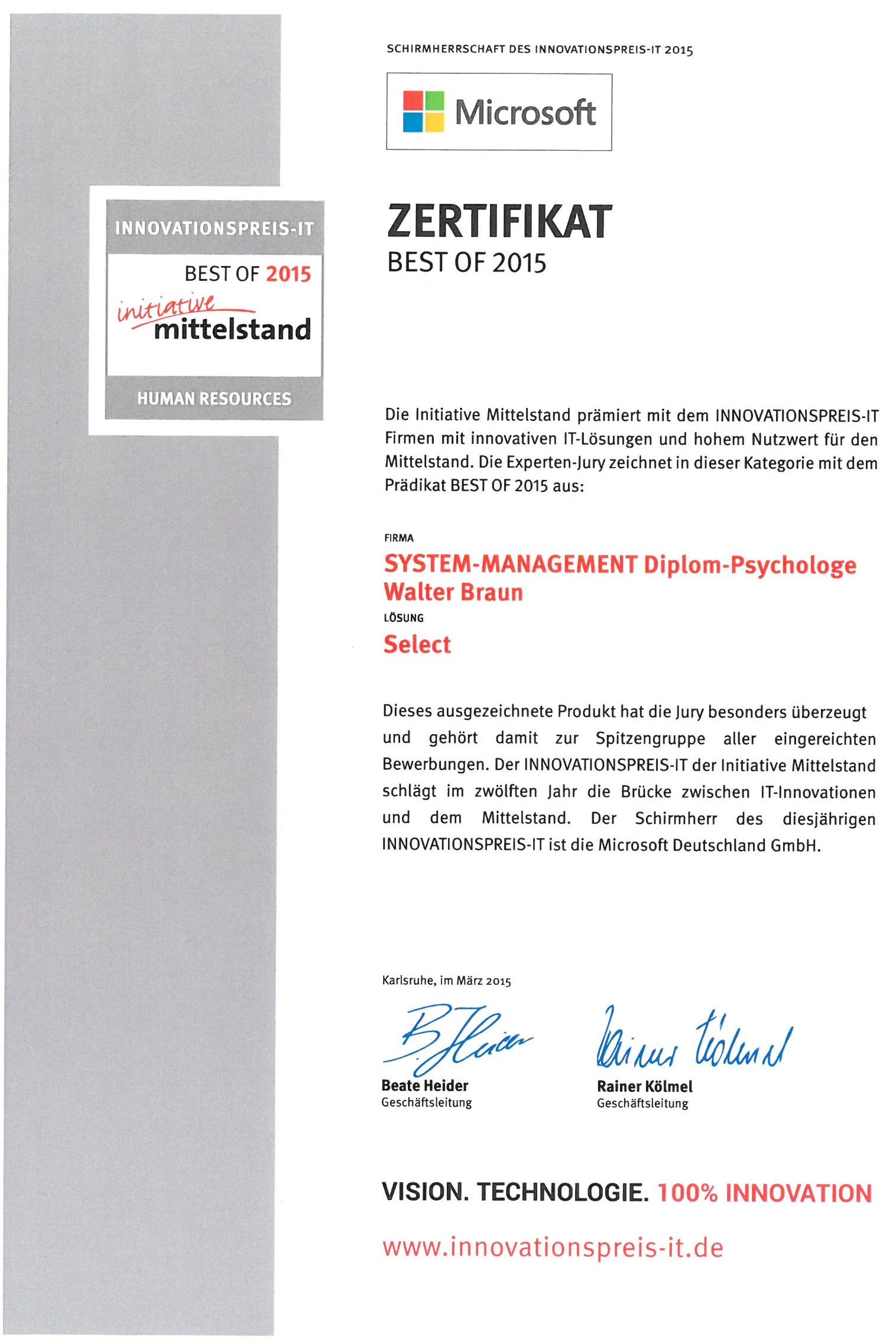 Innovationspreis-2015